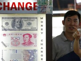Çin'in rezervi 3 yılın en düşüğünde