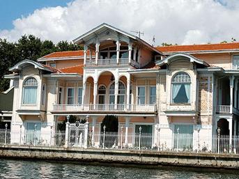 Eşine Türkiye'nin en pahalı evini satın aldı
