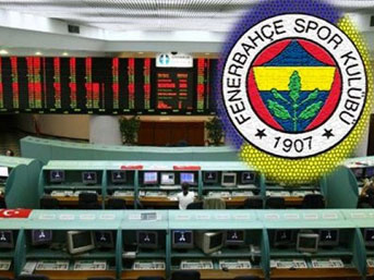 Fenerbahçe hisseleri tutulamıyor
