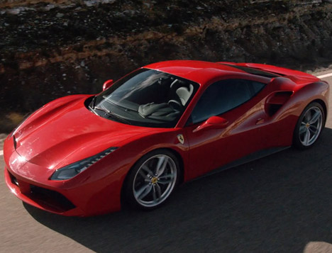 İşte 1.5 milyon liralık Ferrari