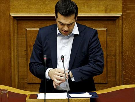 Yunanistan krizinde olası senaryolar