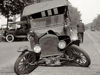 İşte tarihte bilinen ilk trafik kazası