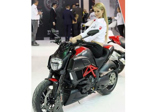 Eurasia Bike Expo 2015
