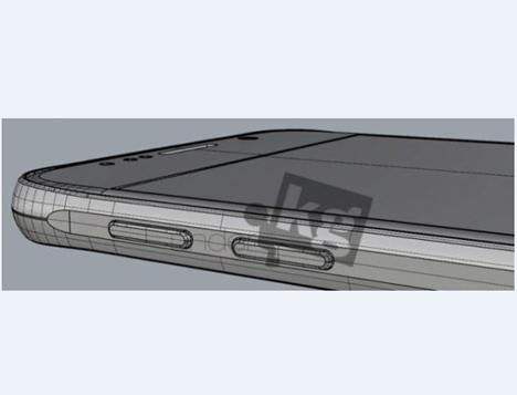 S6'nın tasarımı basına sızdı