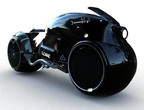 Geleceğin motorsikletleri