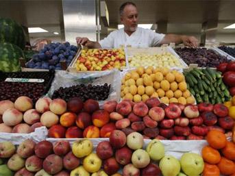 Rusya'nın en çok gıda satın aldığı ülkeler