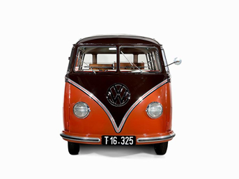 23 pencereli Samba minibüs