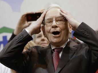 Warren Buffett hakkında şaşırtıcı gerçekler