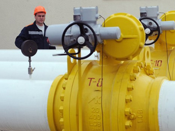Rusya'dan doğalgaz indirimi
