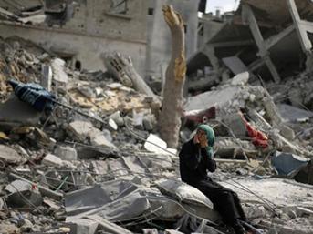 """""""Gazze ekonomisi çöküşün eşiğinde"""""""