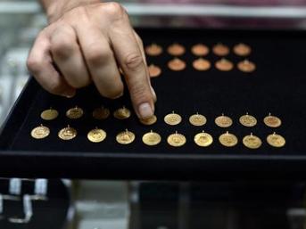 Altın fiyatları yükselince, çare 'hediyelik çeyrek' oldu