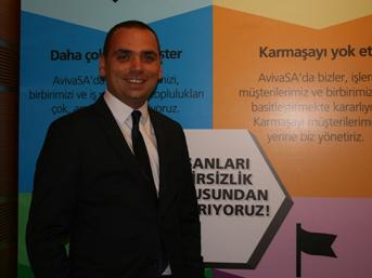 AvivaSA, bu yıl 770 kişiye istihdam yaratacak