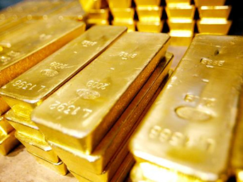 3 ton altın buhar oldu