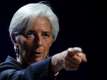 IMF'den Yunanistan için sert açıklama