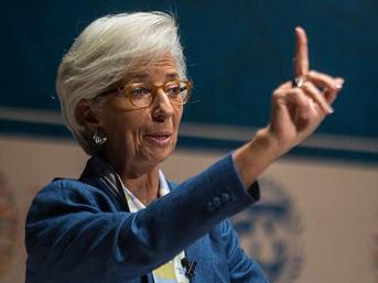 Lagarde uyardı:Tavuk gibi közleneceğiz