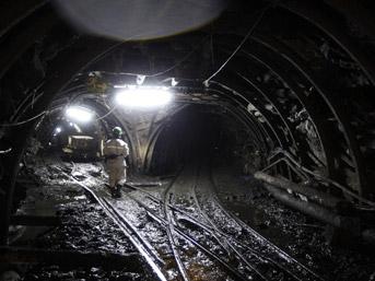 Madenler için düğmeye basıldı