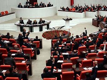 Torba kanun tasarısı Meclis'te