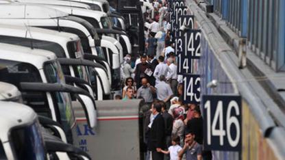 Tatil planında ulaşımı otobüs ile yapacaklar acele etsin. Ramazan Bayramı öncesinde yolcu otobüslerinde biletlerin büyük bölümü tükendi.