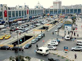 İstanbul'a 6 yeni otogar geliyor