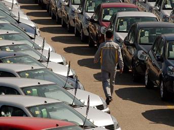 Otomobil ve hafif ticari satışları patladı