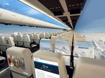 Penceresiz uçak 10 sene içerisinde göklerde