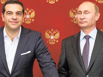 Rusya'dan Yunanistan'a yardım sözü