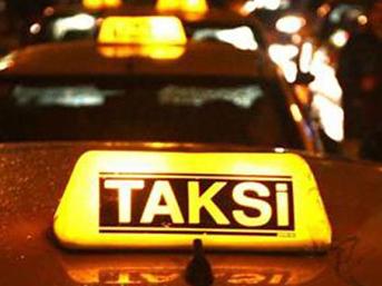 Taksiler o gün 1 TL