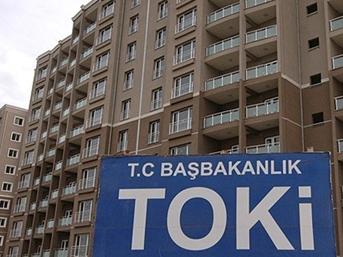 TOKİ'den 250 TL taksitle ev