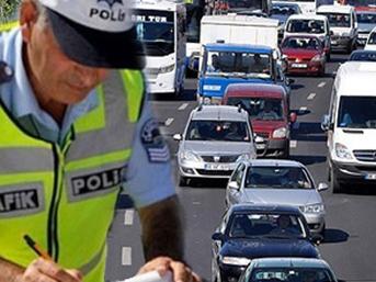 Trafik cezaları taksitle ödenebilecek