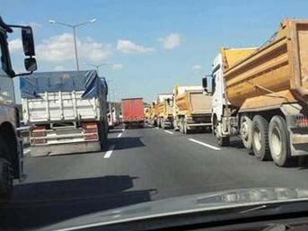 O araçlar İstanbul'a giremeyecek!