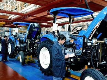 Türk Traktör üretime yeniden başladı