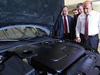 İlk yerli otomobil 5 milyon liraya satıldı