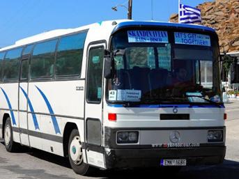 Yunanistan'da ulaşım 10 Temmuz'a kadar bedava