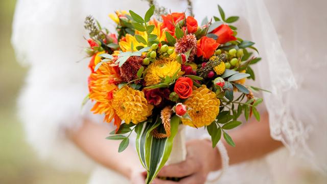 Gelinliğin tamamlayıcı detayı 'Gelin Çiçeği'
