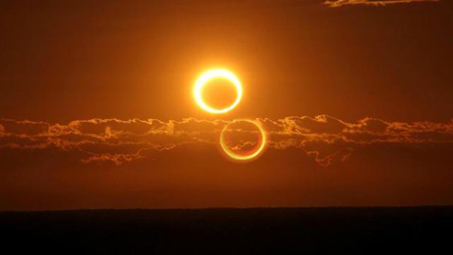 Halkalı güneş Tutulması Başak Burcunda! Kurban mıyız yoksa köle miyiz?