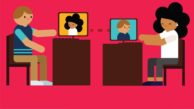 Chat'le başlayan arkadaşlığı ilişkiye nasıl dönüştürürsünüz?