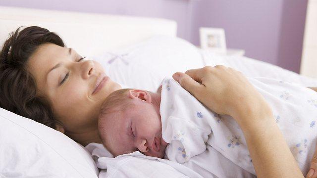 Yeni annelere rahatlama önerileri