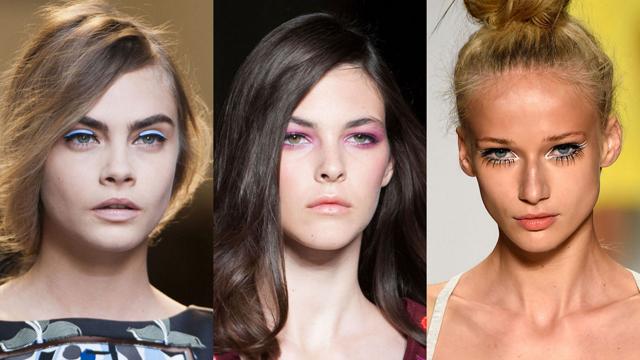 Bu yaz mutlaka denemeniz gereken 6 göz makyajı
