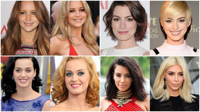 Ünlülerin şaşırtan saç değişimleri