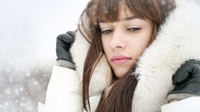 Kışın cildinizi soğuktan koruyun