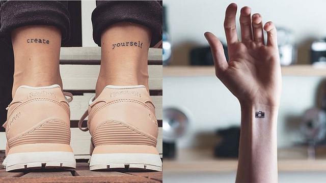 Şık görünmenizi sağlayacak 40 dövme modeli
