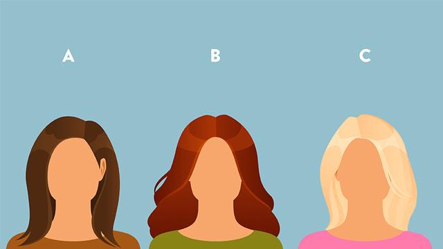 Saçınızı ayırdığınız taraf kişiliğinizi ele veriyor!