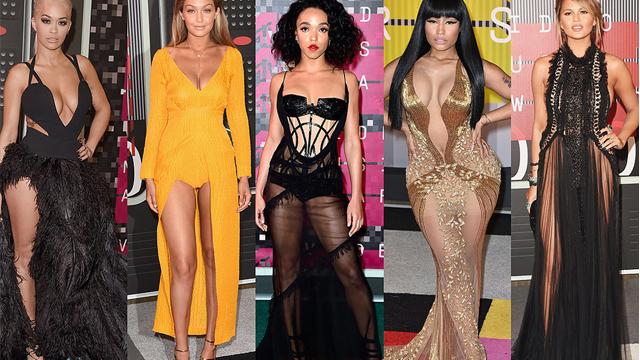 MTV Video Müzik Ödülleri (VMA) 2015 rüzgar gibi esti!