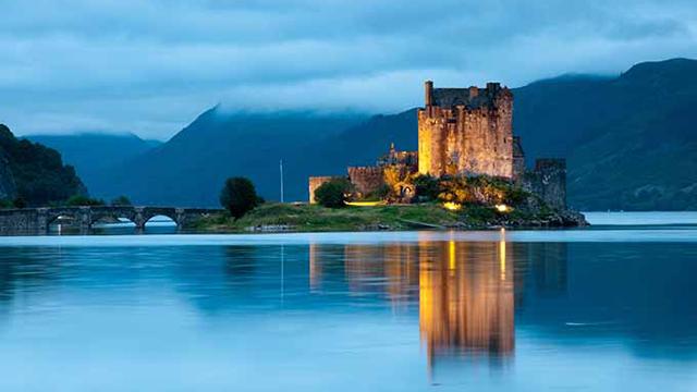 Avrupa'nın en güzel 15 kale ve şatosu