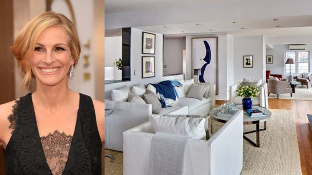 Julia Roberts muhteşem evini satıyor!