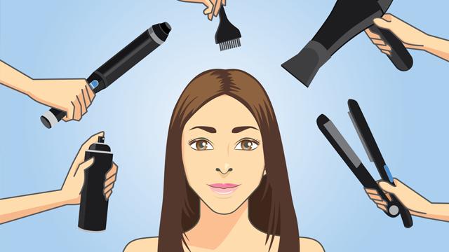 Yazın saç bakımı nasıl yapılır?
