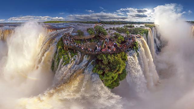 Dünyanın en ünlü şehirlerini bir de böyle görün!