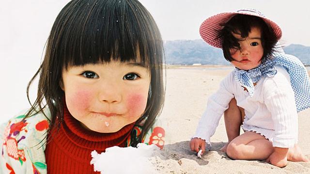 Aşırı tatlı küçük Japon kızla zaman yolculuğu!