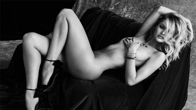 Candice Swanepoel, My Town Magazine'nin kapak kızı!