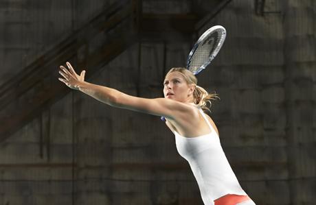 Maria Sharapova'nın başarısının sırrı
